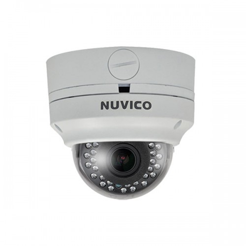 CT-2M-OV21AF Gen-II™ HD TVI Vandalproof Dome Camera Auto-Focus Lens