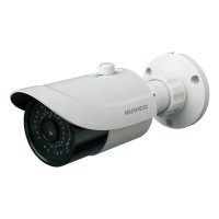NCT-4M-B2 Nuvico Xcel Series 2.8mm 30FPS @ 4MP Outdoor IR Day/Night WDR Bullet IP Security Camera 12VDC/PoE