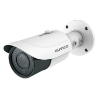 NCT-4M-B31AF Nuvico Xcel Series 3.3~12mm Motorized 30FPS @ 4MP Outdoor IR Day/Night WDR Bullet IP Security Camera 12VDC/PoE