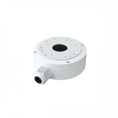 NJB130 Nuvico Xcel Series Junction Box For Varifocal Lens Bullet and Eyeball Cameras