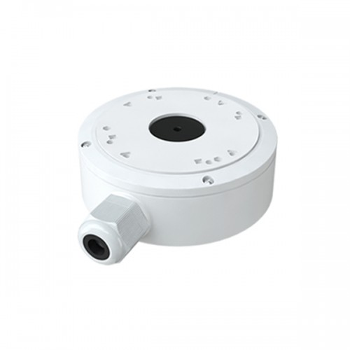 NJB130 Nuvico Xcel Series Junction Box For Varifocal Lens Bullet and Eyeball Cameras
