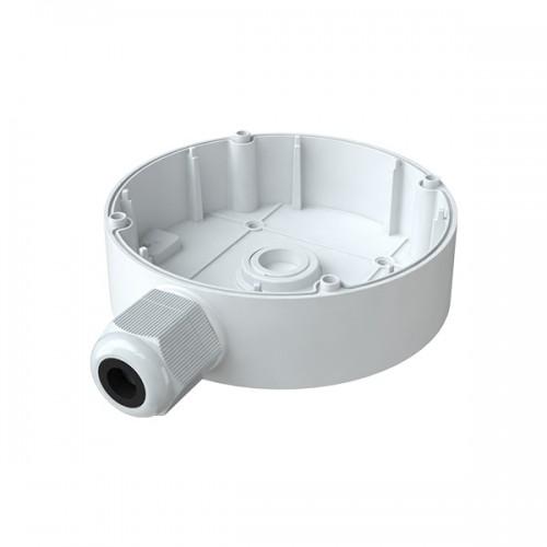 NJB141 Nuvico Xcel Series Junction Box For Varifocal Lens Vandal Dome Cameras