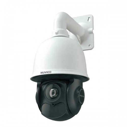 NTCT-3M-IRPTZ20 Nuvico Xcel Series 5.5~110mm 20x Optical Zoom 30FPS @ 3MP Outdoor IR Day/Night WDR PTZ IP/HD-TVI/AHD Security Camera 24VAC/24VDC