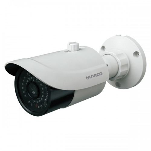 TCT-2M-B2 Nuvico Xcel Series 2.8mm 30FPS @ 1080p Outdoor IR Day/Night DWDR Bullet HD-TVI/HD-CVI/AHD/Analog Security Camera 12VDC