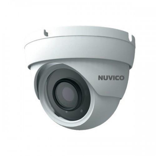 TCT-2M-E2 Nuvico Xcel Series 2.8mm 30FPS @ 1080p Outdoor IR Day/Night DWDR Eyeball HD-TVI Security Camera 12VDC