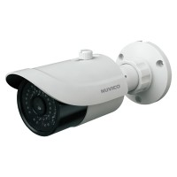 TCT-5M-B3 Nuvico Xcel Series 3.6mm 20FPS @ 5MP Outdoor IR Day/Night DWDR Bullet HD-TVI/HD-CVI/AHD/Analog Security Camera 12VDC