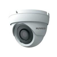TCT-5M-E3 Nuvico Xcel Series 3.6mm 20FPS @ 5MP Indoor/Outdoor IR Day/Night DWDR Eyeball HD-TVI/HD-CVI/AHD/Analog Security Camera 12VDC