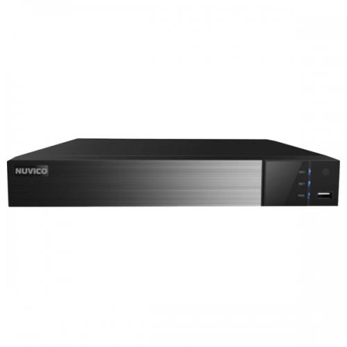 TD-L800 Nuvico 8 Channel HD-TVI/HD-CVI/AHD/Analog + 1 Channel IP DVR 96FPS @ 1080p
