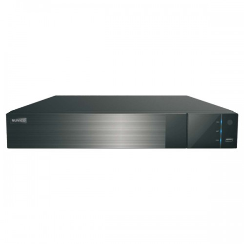 TD-P1600 Nuvico Xcel Series 16 Channel HD-TVI/HD-CVI/AHD/Analog + 4 Channel IP DVR 160FPS @ 5MP with Up to 40TB Max Storage