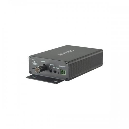 TE-100-4M Nuvico Xcel Series Single Channel HD-TVI/AHD/Analog Video Encoder Up to 30FPS @ 4MP AHD 12VDC/PoE