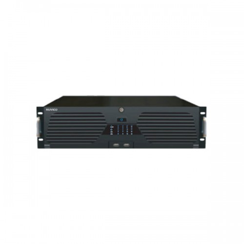 TN-EN12800 Nuvico Xcel Series 128 Channel NVR 384Mbps Max Throughput w/ RAID with Up to 160TB Max Storage