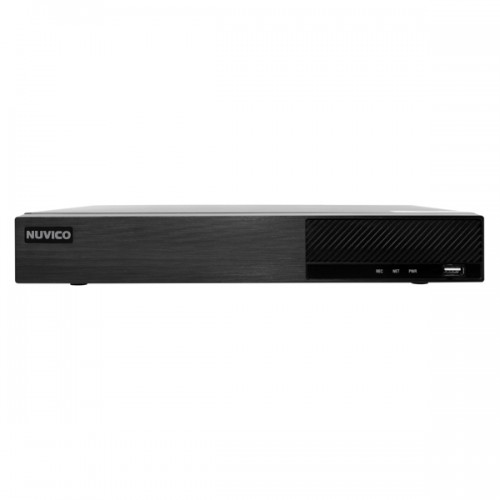 TD-PL1600 Nuvico Xcel Series 16 Channel HD-TVI/HD-CVI/AHD/Analog + 4 Channel IP DVR 160FPS @ 5MP with Up to 20TB Max Storage