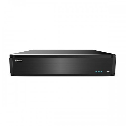 TN-PR3200 Nuvico Xcel Series 32 Channel NVR 256Mbps Max Throughput w/ RAID with Up to 80TB Storage