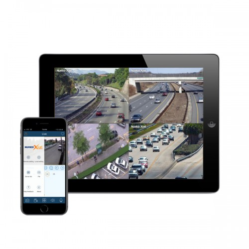 Nuvico Xcel Mobile for Nuvico Xcel Series IP Cameras and Nuvico Xcel Series Recorders - iOS