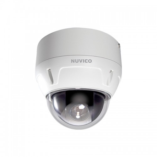 CT-2M-MP20FH 4.7~94mm 20X Optical Zoom 1080p Outdoor Day/Night WDR Dome PTZ HD-TVI/Analog Security Camera 24VAC with Fan and Heater