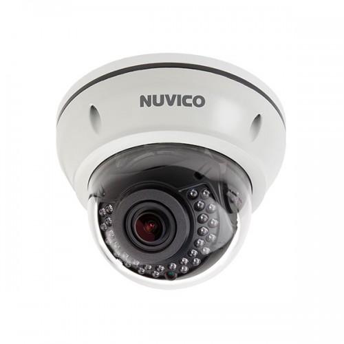 HC-OV3 HYDRA HD™ Fixed Vandalproof Dome w/LED