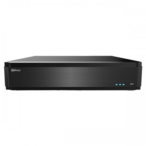 TD-P3200 Nuvico Xcel Series 32 Channel HD-TVI/HD-CVI/AHD/Analog + 4 Channel IP DVR 320FPS @ 5MP with Up to 80TB Max Storage